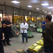 Manufacturing Plant Tour - the path towards Lean Manufacturing