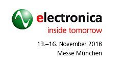 visit our stand hall a1 booth 574 at electronica 2018 eurocir